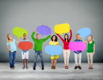 Diversity Ethnicity Global Community Communication People Concep Royalty Free Stock Image
