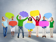 Diversity Ethnicity Global Community Communication People Concept royalty free stock photography