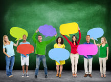 Diversity Ethnicity Global Community Communication People Concep Royalty Free Stock Photo