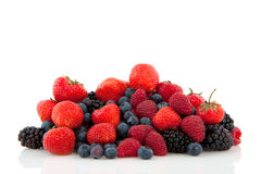 Diversity fresh fruit Royalty Free Stock Images