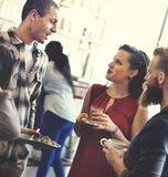 Diversity Friends Meeting Community Discussion Concept Royalty Free Stock Images