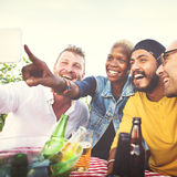 Diversity Friends Selfie Photo Togetherness Concept Royalty Free Stock Images
