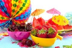 Diversity of fruit Royalty Free Stock Photos