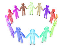 Diversity group Stock Photos