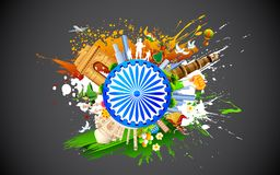 Diversity of India Stock Images