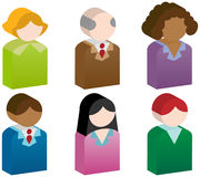 Diversity People Royalty Free Stock Photos