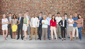 Diversity People Aspiration Community Group Concept Royalty Free Stock Photos