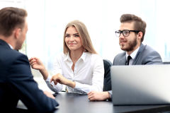 Diversity People Discussion Talking Cheerful Concept stock photos