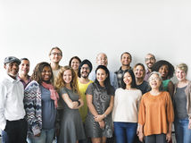 Diversity People Group Team Union Concept Stock Photography