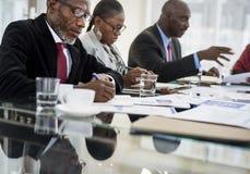 Diversity People International Conference Partnership Stock Photography
