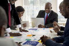 Diversity People Talk International Conference Partnership Royalty Free Stock Photos