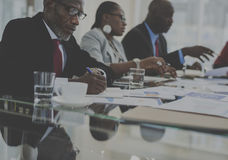 Diversity People Talk International Conference stock photo