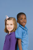 Diversity Series - Friends Royalty Free Stock Photography