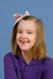 Diversity Series - Lost Teeth royalty free stock image