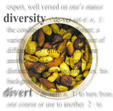 Diversity Theme Royalty Free Stock Photography