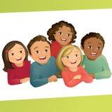 Diversity Stock Photo