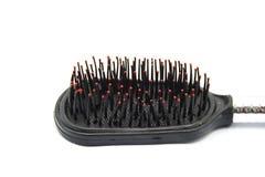 Diverso cepillo para el pelo Imagen de archivo libre de regalías