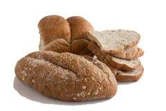 Diverso del pan, baguette francés Fotografía de archivo