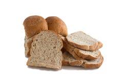 Diverso del pan, baguette francés Imagen de archivo