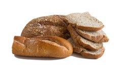 Diverso del pan, baguette francés Fotos de archivo libres de regalías