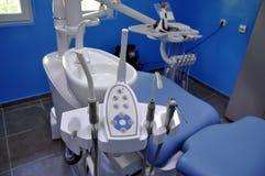 Diversos instrumentos dentales Fotografía de archivo