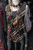 diversos ropa y accesorios elegantes de moda Imágenes de archivo libres de regalías