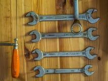 Diversos tipos de herramientas imágenes de archivo libres de regalías