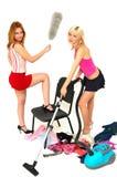 Divertimento 3 das tarefas domésticas Imagem de Stock Royalty Free
