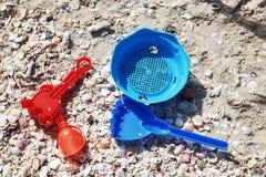 Divertimento alla spiaggia immagini stock libere da diritti
