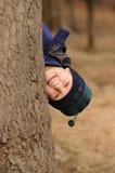 Divertimento da criança fotografia de stock royalty free