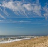 Divertimento da praia Imagem de Stock Royalty Free
