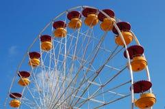 Divertimento da roda de Ferris Imagens de Stock Royalty Free