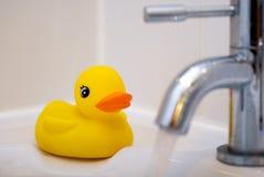 Divertimento de Bathtime Fotos de Stock Royalty Free