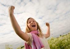 Divertimento del bambino Fotografia Stock Libera da Diritti