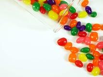 Divertimento del fagiolo di gelatina Fotografia Stock