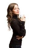 Divertimento del vino. Fotografia Stock Libera da Diritti