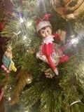 Divertimento di Elf immagini stock libere da diritti