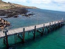 Divertimento di pesca Fotografie Stock Libere da Diritti