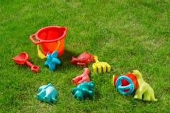 Divertimento di Playtime del giardino Fotografia Stock