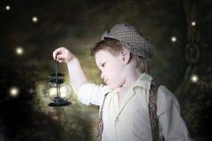 Divertimento do Firefly Imagens de Stock