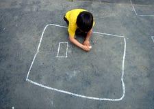 Divertimento do jardim de infância Fotografia de Stock Royalty Free
