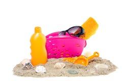 Divertimento do tempo de verão Foto de Stock Royalty Free