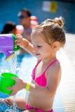 Divertimento do verão Foto de Stock Royalty Free