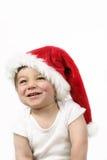 Divertimento no tempo do Natal Imagens de Stock Royalty Free