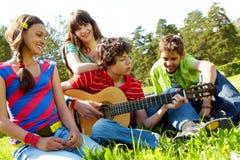Divertissement musical Images libres de droits
