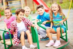 Divertissement pour des enfants Photo stock