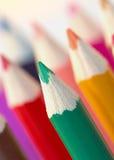 Divesity, sameness and colors Royalty Free Stock Photo