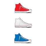 Diviértase los zapatos Imagenes de archivo