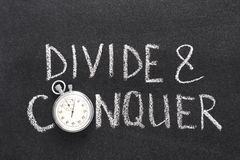 Free Divide And Conquer Watch Stock Photos - 100803973