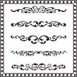 Divide lines royalty free illustration